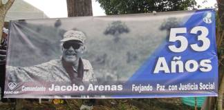 FARC Colombia, FARC Transitional Zones, FARC Zonas Verdes