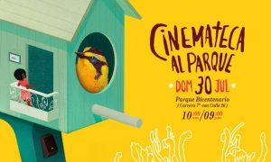Cinemateca al Parque 2017 @ Parque Bicentenario | Bogotá | Bogotá | Colombia
