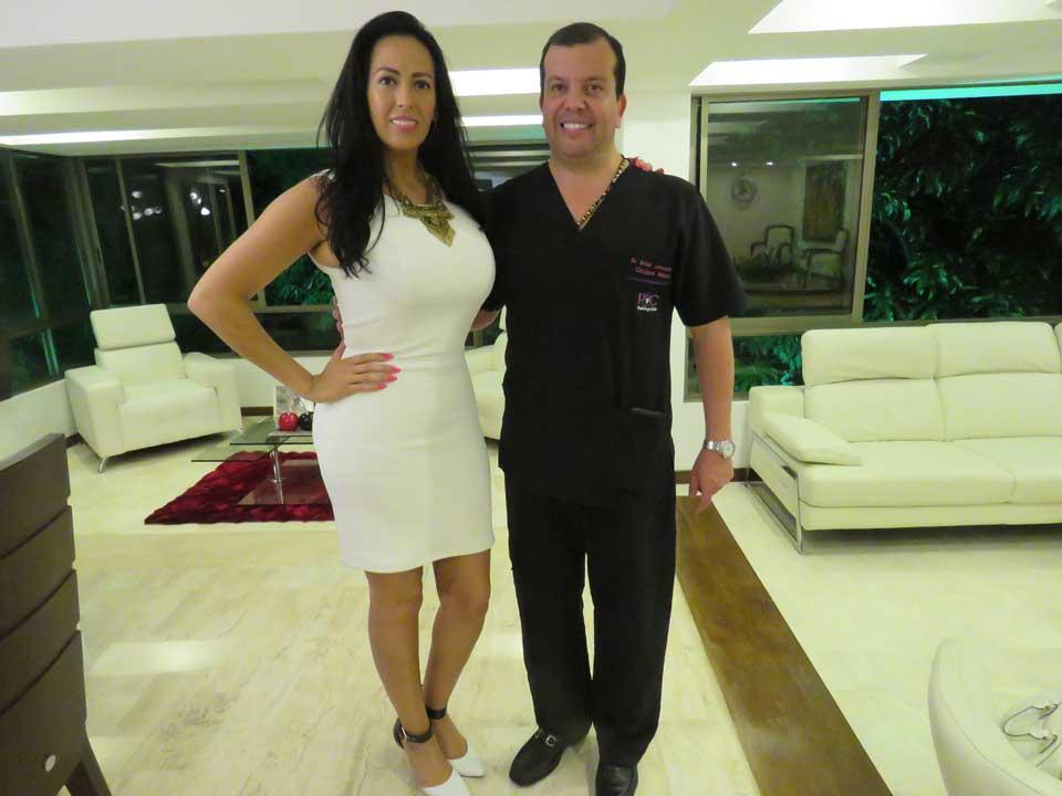 Breast augmentation in columbia