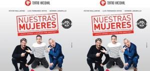 Nuestras Mujeres @ Teatro Nacional La Castellana | Bogotá | Bogotá | Colombia