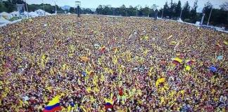 Pope Francis in Colombia