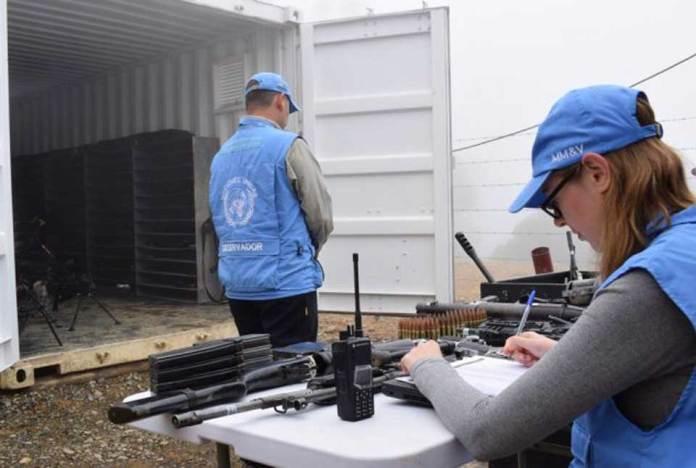 UN Mission Colombia