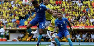 draw for Colombia