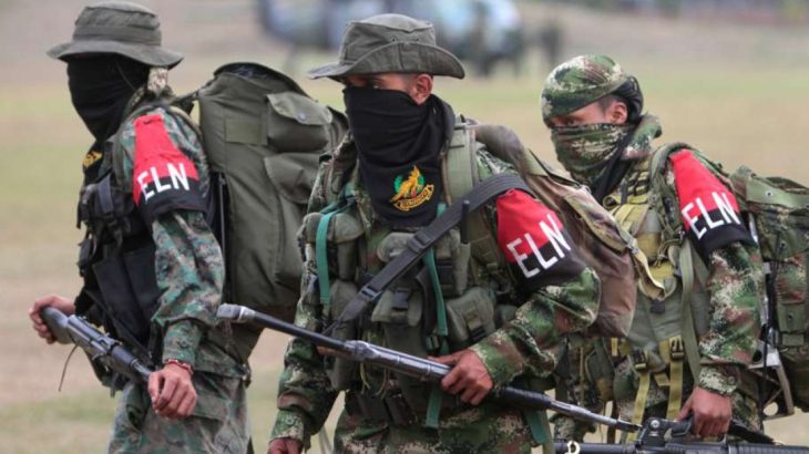 Colombian President Announces Bilateral Cease of Fire with ELN