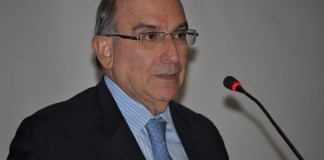 Humberto de la Calle, elected Liberal Party presidential candidate