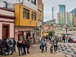 The contrasts of Bogota life affect every aspect of its almost 9 million inhabitants.