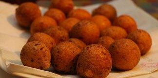 Colombian Festive Food