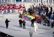 Winter OLympics Colobia