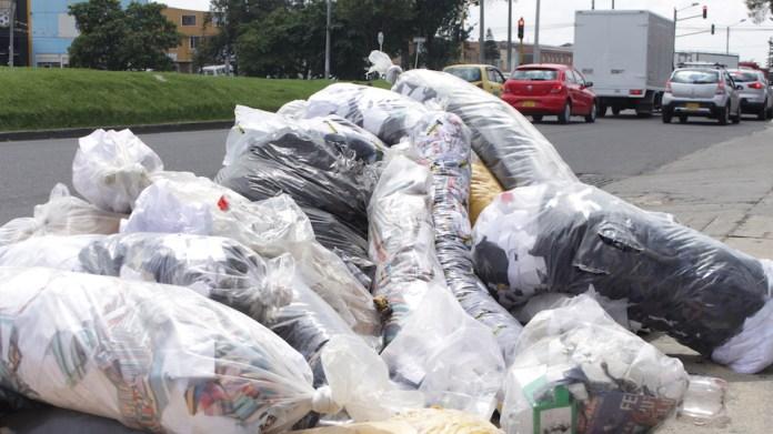 rubbish, waste, trash, Bogotá