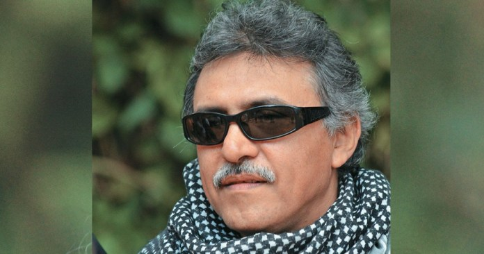 Jesus Santrich With His Trademark Sunglasses Photo Farc Ep