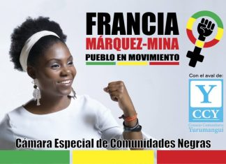 francia marquez green nobel colombia illegal mining