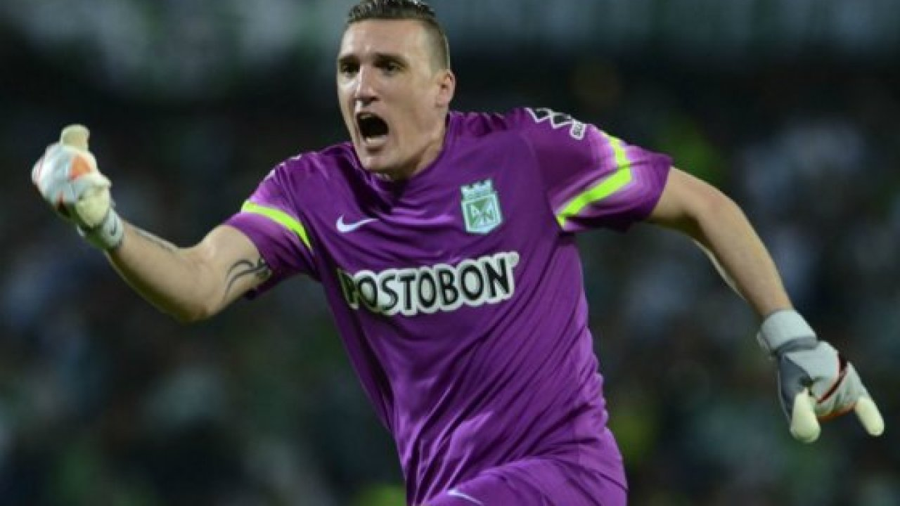With Argentina's starter out, keeper Franco Armani may get