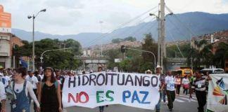 Hidroituango Dam Colombia