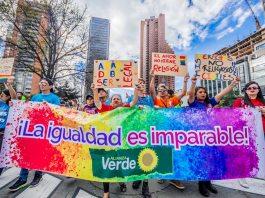 2018 Bogotá gay pride parade