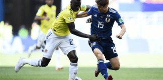 colombia japan