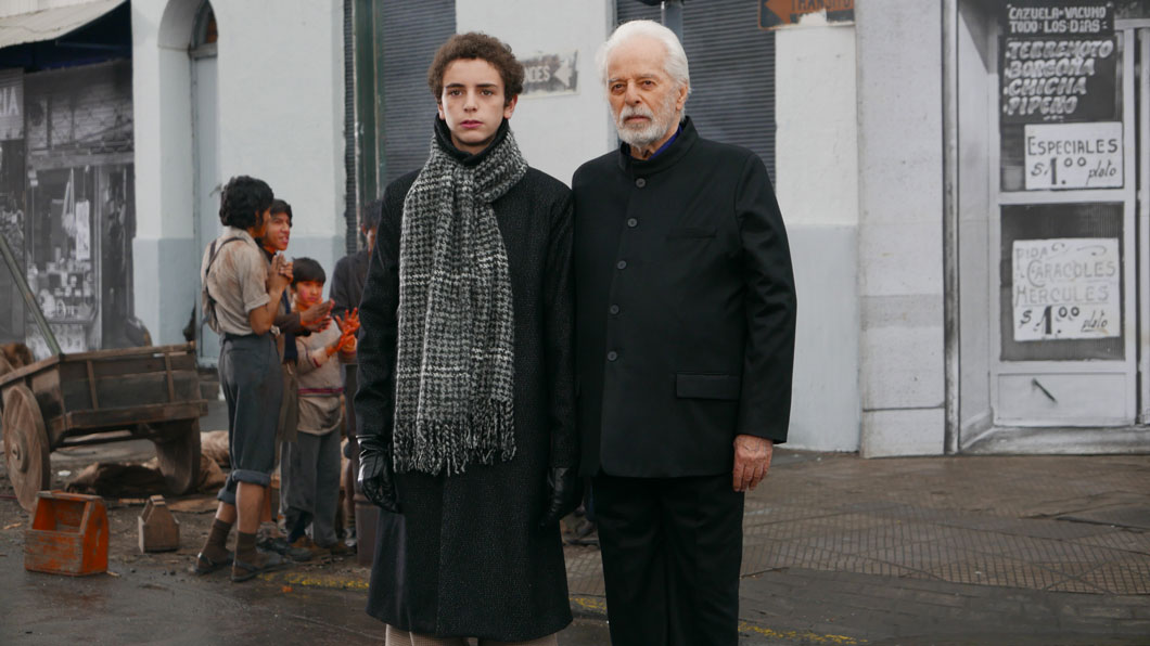 Film review: Poesía sin fin