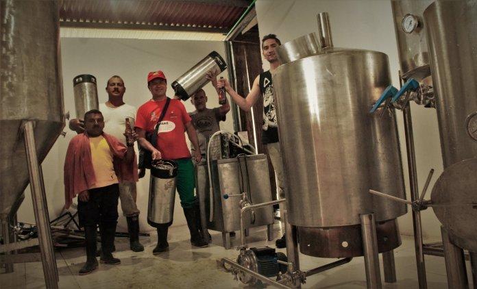 FARC beer