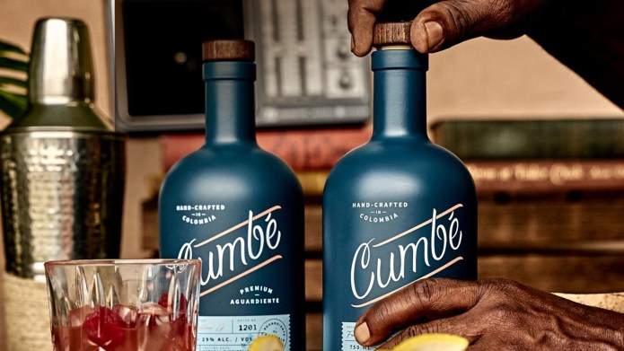 Cumbé, a fancy aguardiente is  named 'the go to summer mixer' in the States according to Vogue