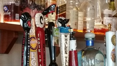 I didn't have the skull beer here, but it was fantastic at the bar 4.