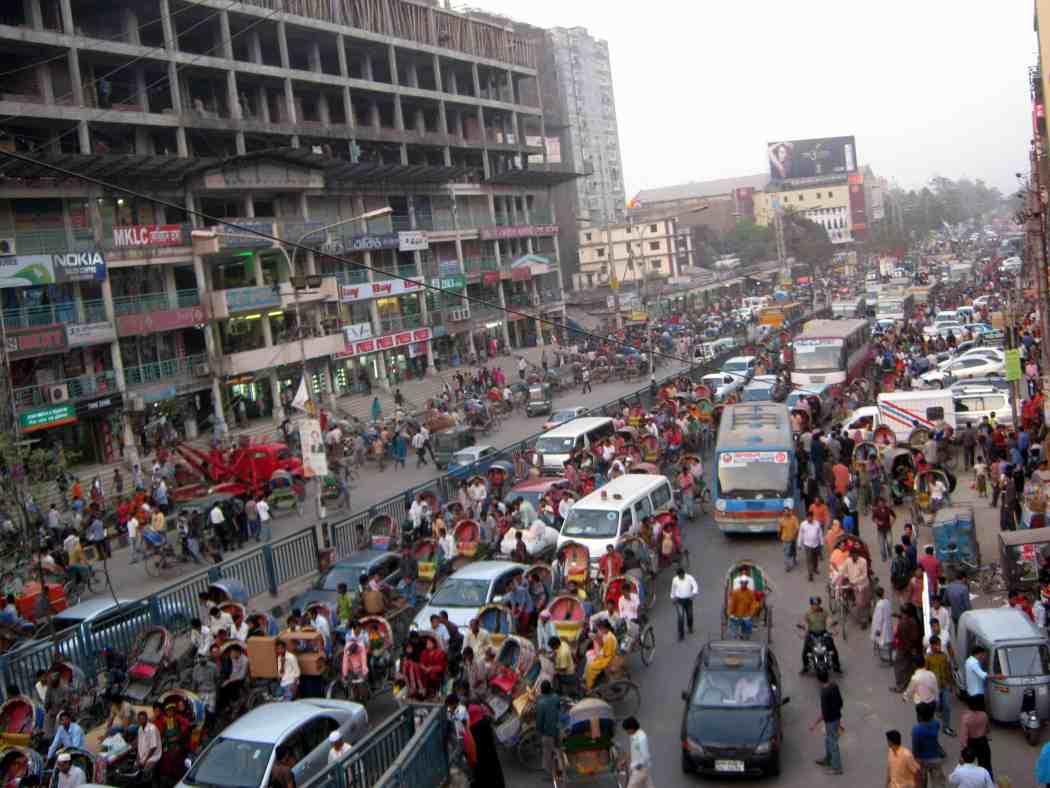 Resultado de imagen para dhaka bangladesh