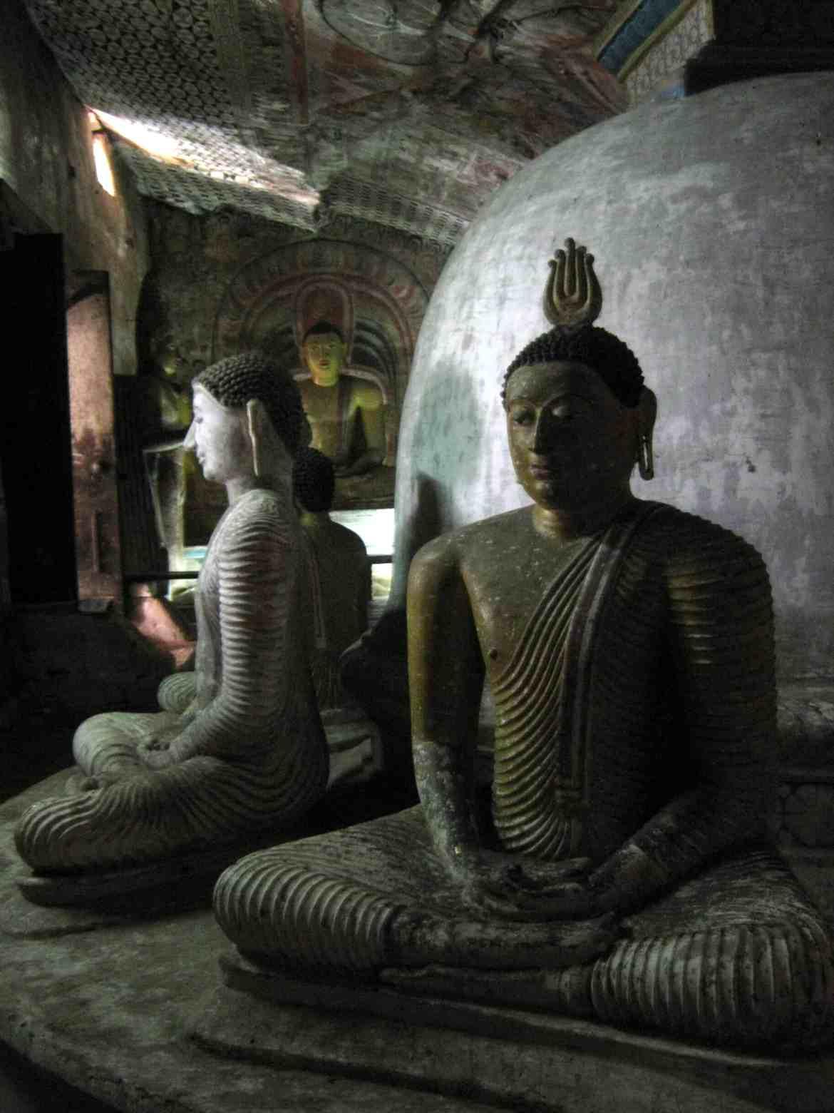 Dambulla Cave, Sri Lanka