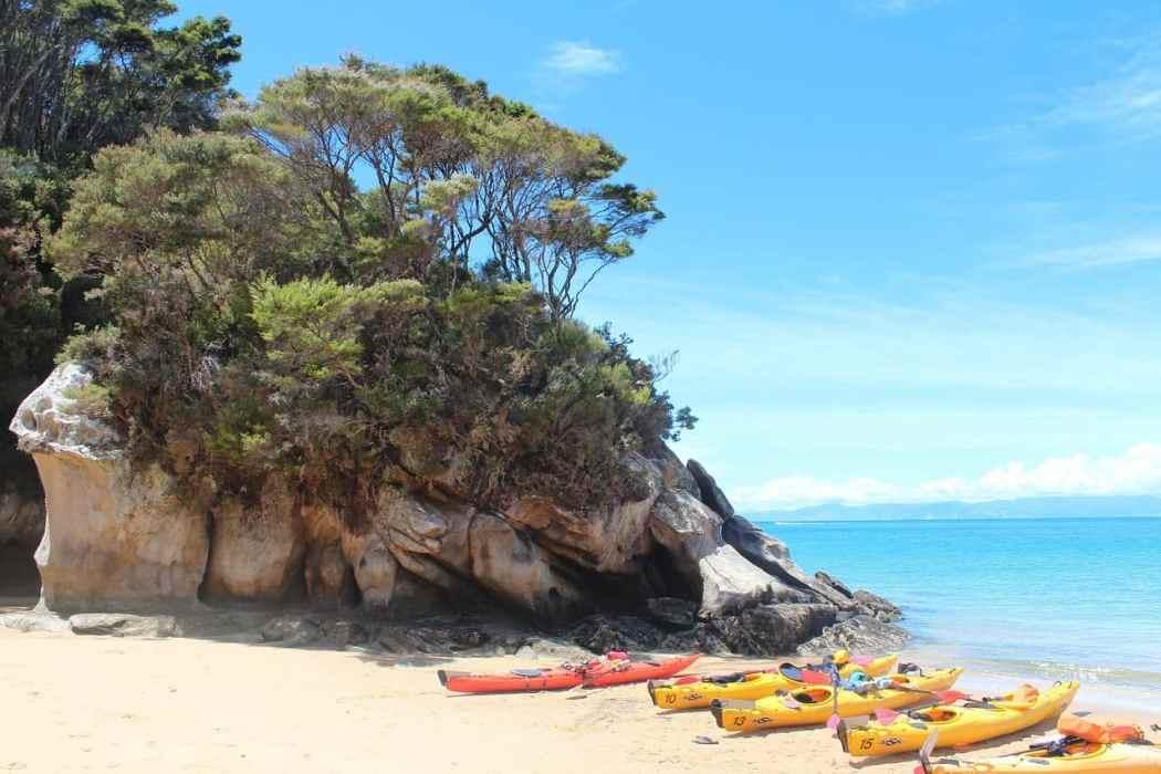 Abel Tasman Kayak