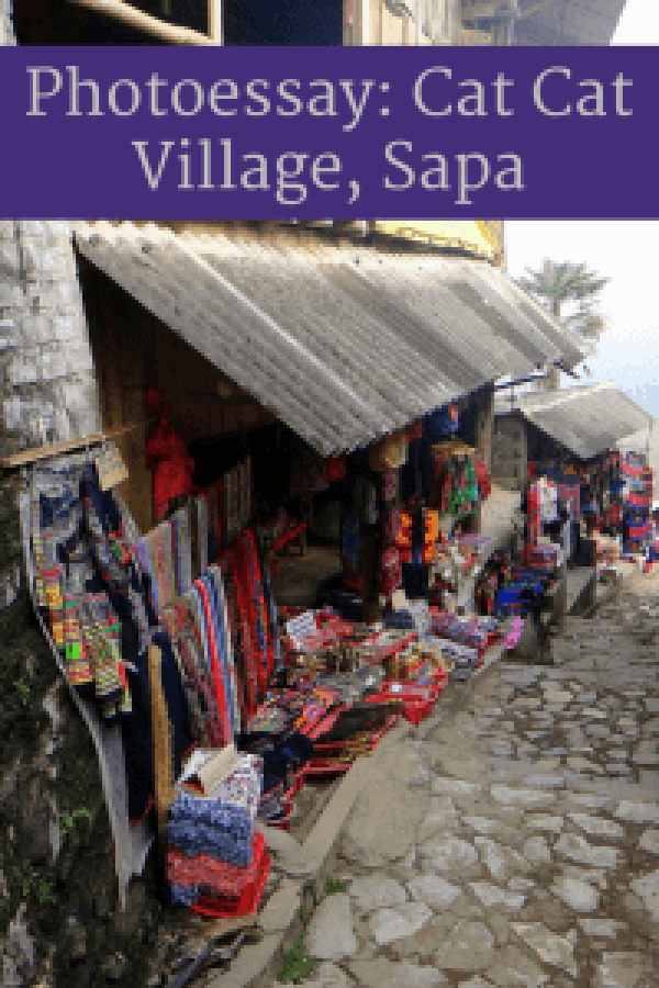 Photo essay: Trek to Cat Cat Village, Sapa