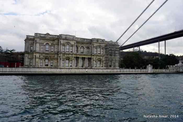 Beylerbeyi Sarayi bosphorus cruise istanbul