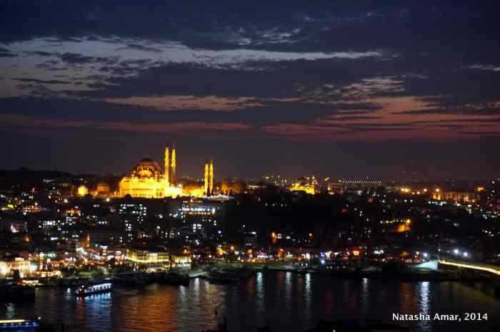 First Impressions: Istanbul & Istiklal Street