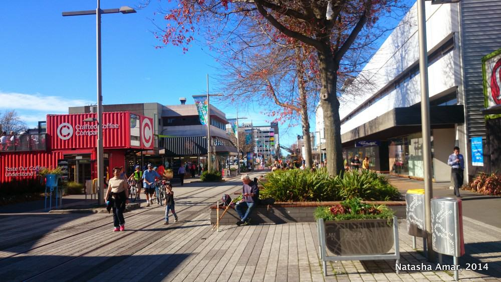 Re:START Mall 24 Hours in Christchurch