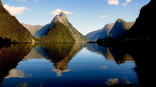 Milford Sound in Pictures: Breathtaking Fiords in New