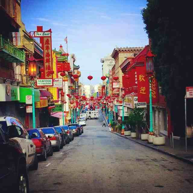 Chinatown San Francisco on a Budget