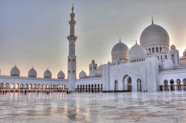 Dubai Gelar Kompetisi Desain Masjid Ikonik