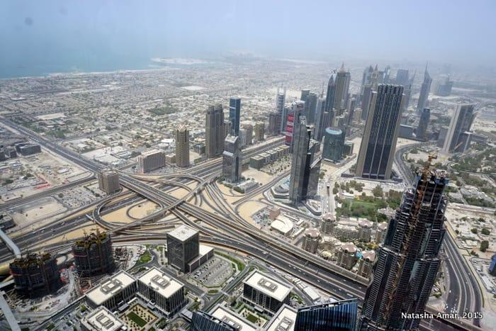 At The Top Burj Khalifa: Dubai Through The Eyes of an Old-timer