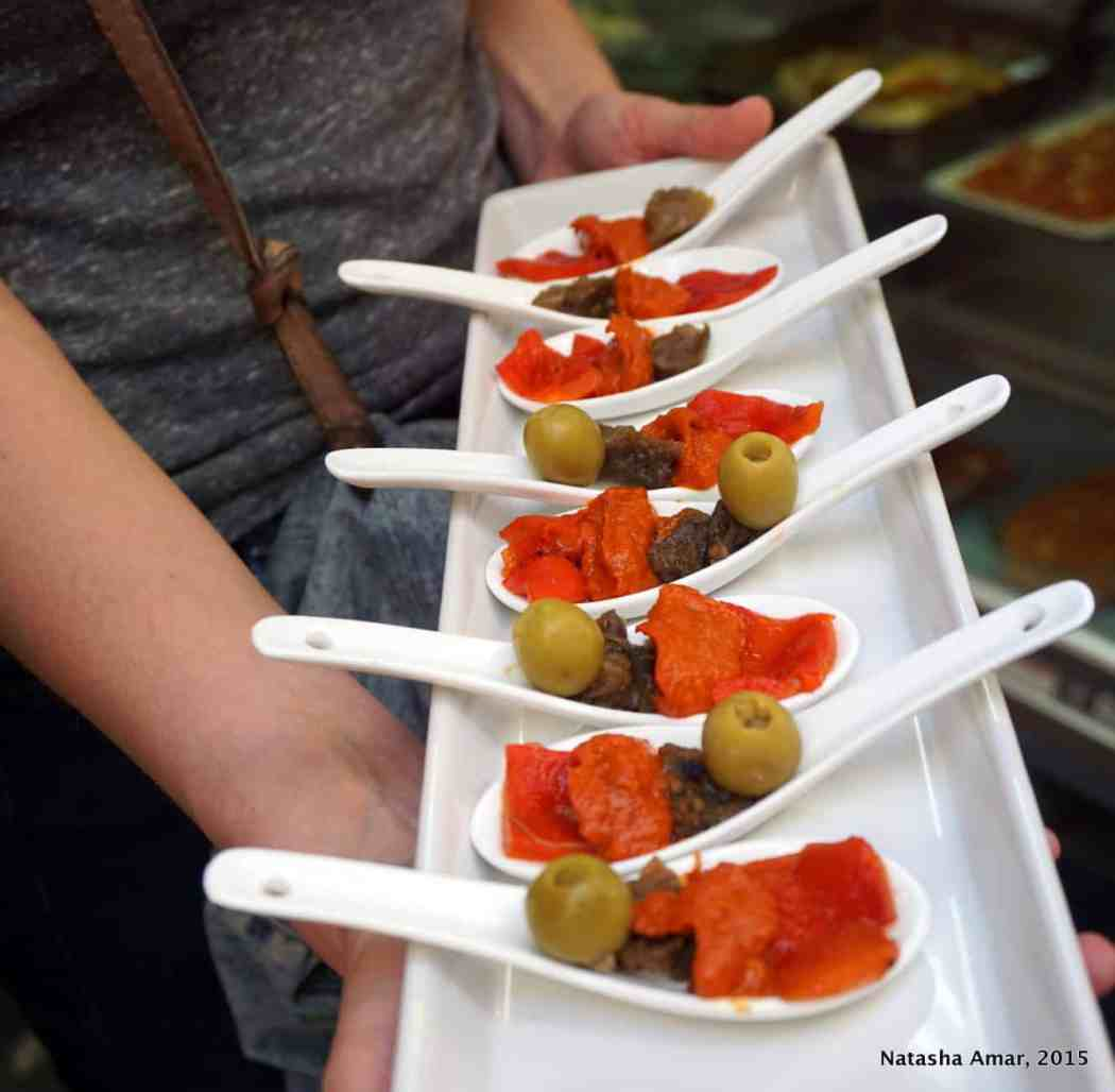 Walking Food Tour Devour Barcelona