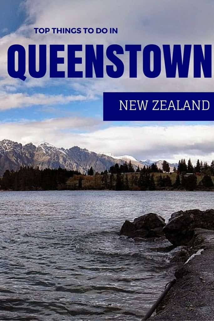 Top Things to do in Queenstown New Zealand: Your adventure bucket list from bungee jumping to paragliding plus short trips to beautiful places around Queenstown.