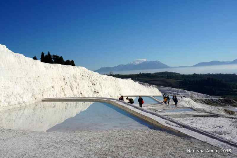 Pamukkale: Turkey's Famed Cotton Castle