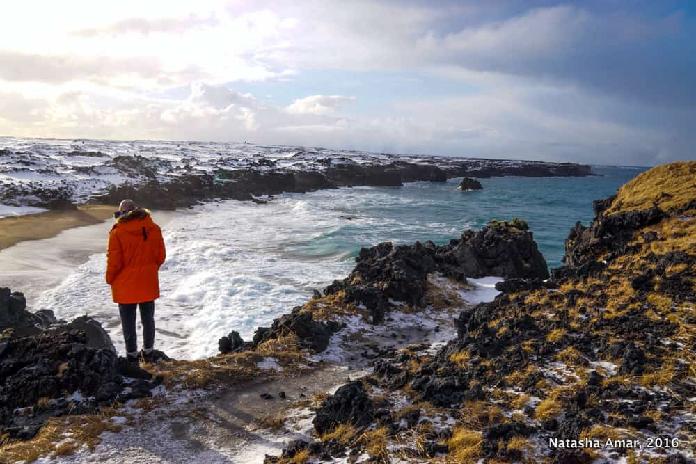 Ondverdarnes West Iceland Highlights- Snaefellsnes Peninsula: Remote and dramatic landscapes minus the crowds of the South Coast of Iceland, the Snaefellsnes Peninsula should be a must-do on your Iceland itinerary.
