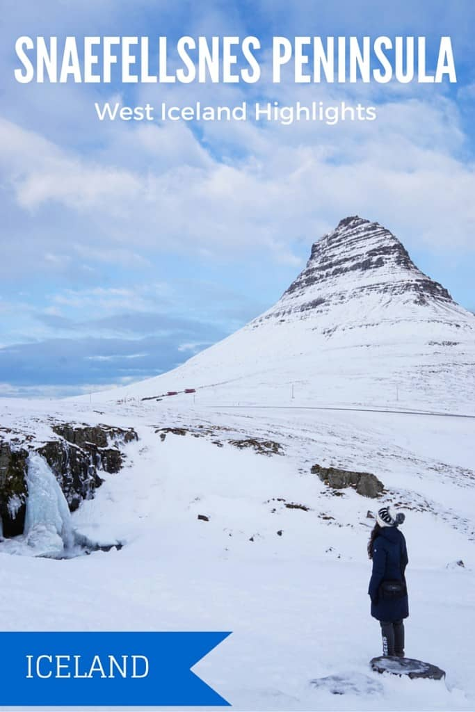 West Iceland Highlights- Snaefellsnes Peninsula: Remote and dramatic landscapes minus the crowds of the South Coast of Iceland, the Snaefellsnes Peninsula should be a must-do on your Iceland itinerary.