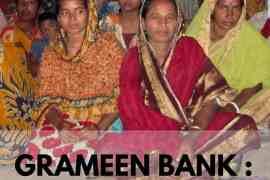 Grameen Bank: A Week in rural Bangladesh