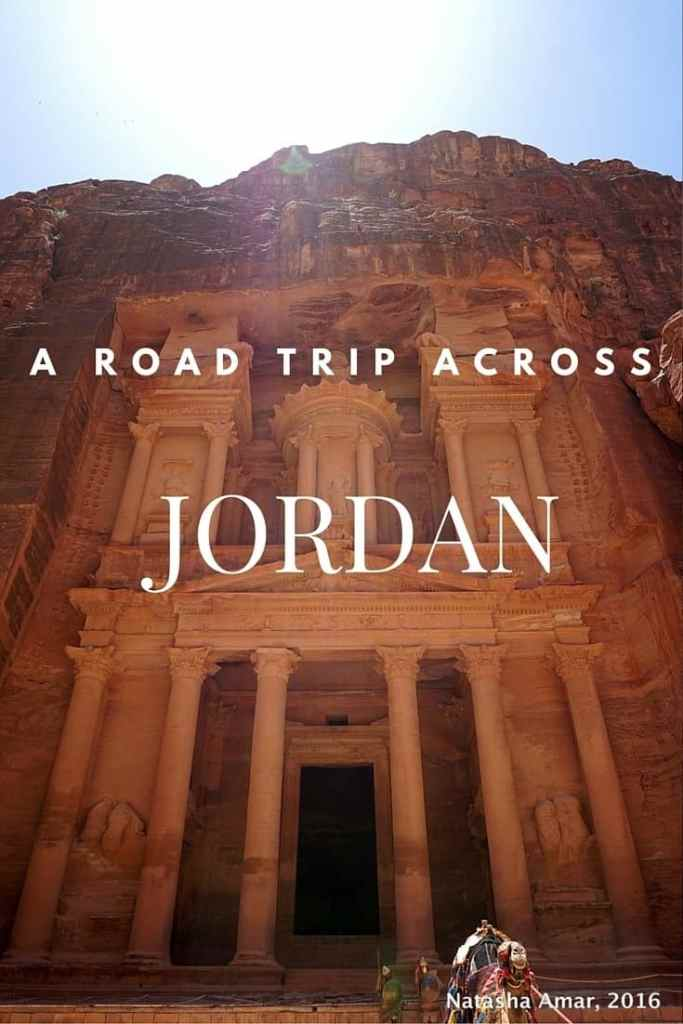 A Road Trip across Jordan with Ford and Visit Jordan following in the camel tracks of Lawrence of Arabia, a hundred years after he first journeyed through the desert of Wadi Rum in the historical march to Aqaba.