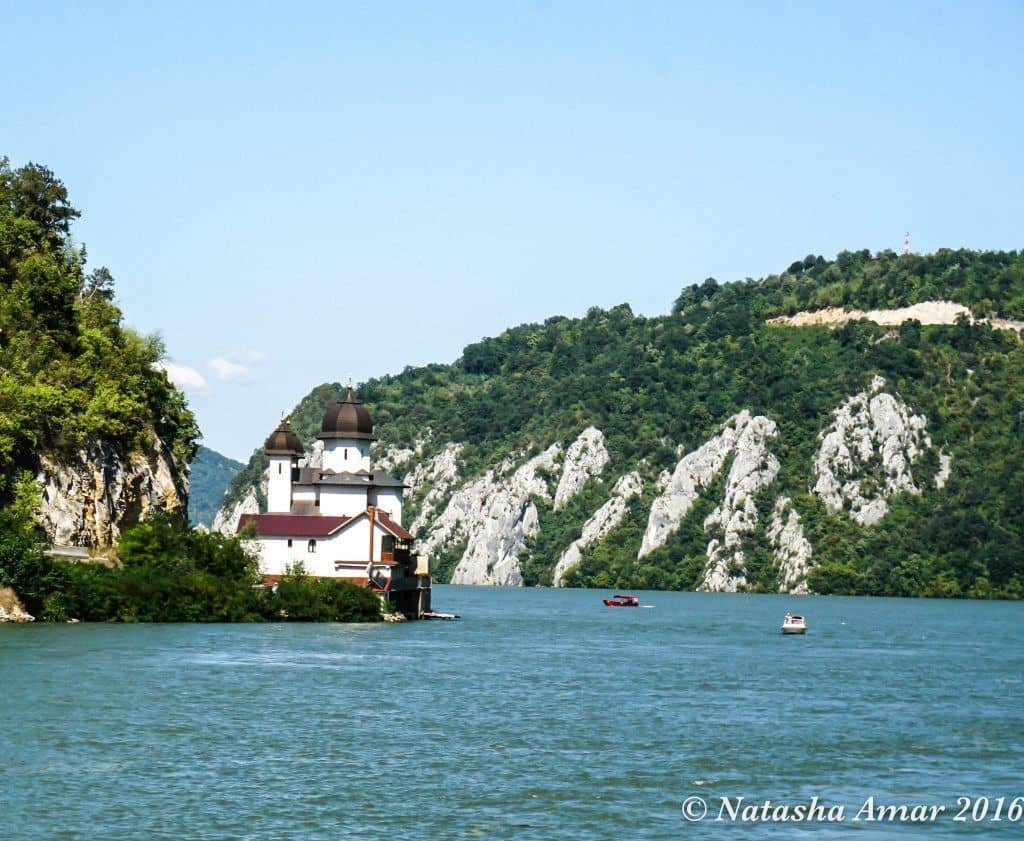 Mraconia Monastery- An Iron Gate Cruise on the Danube in Serbia