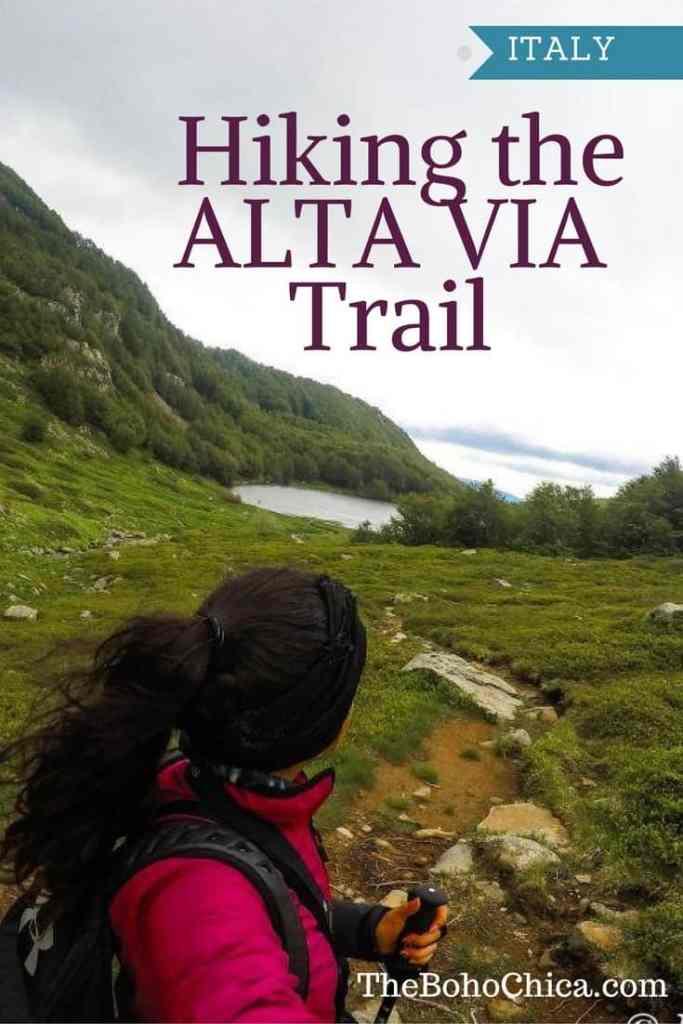 Alta Via Trail, Italy