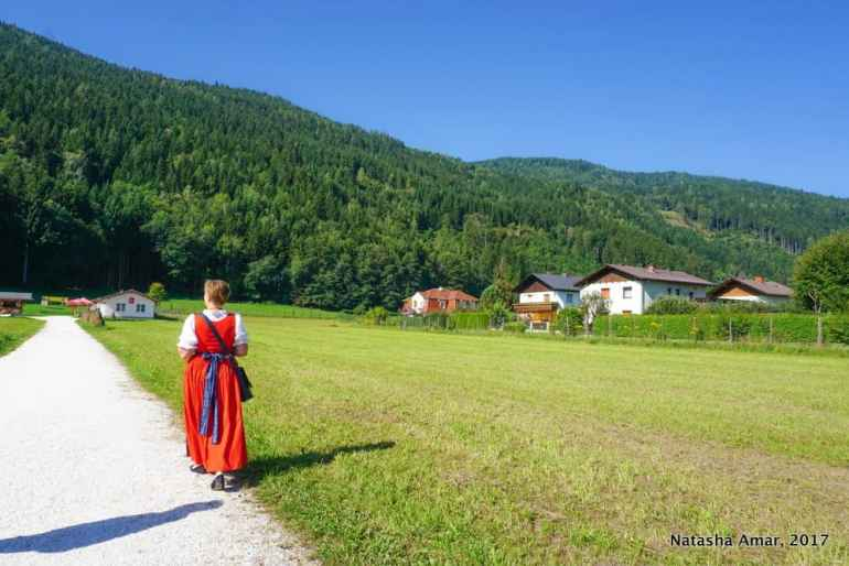 Burgbau Friesach: Best places to visit in Austria. The town of Friesach is building a medieval castle without any electricity or modern technology.