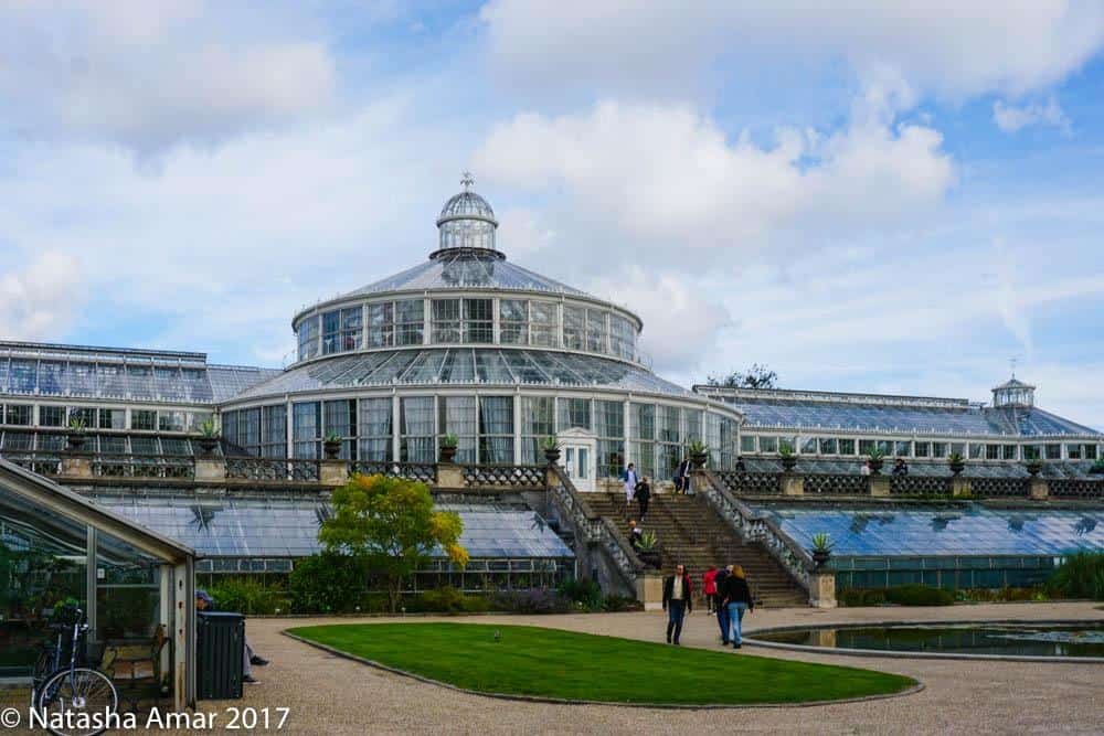 Copenhagen Food Tour: Copenhagen Botanical Gardens