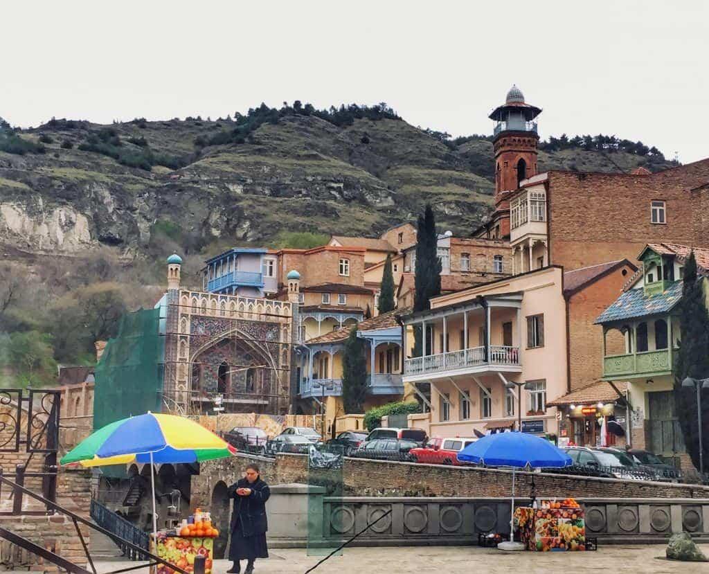 Abanotubani, Tbilisi Old Town