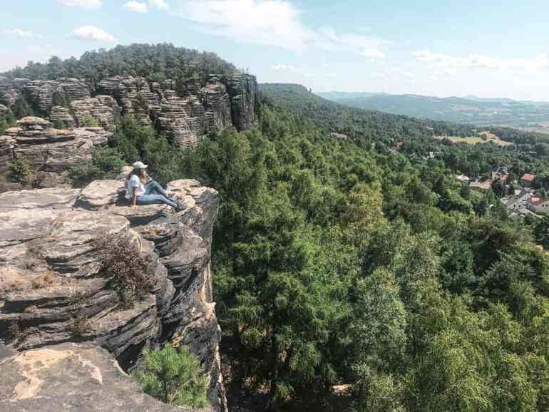 Rock towers of Tisa