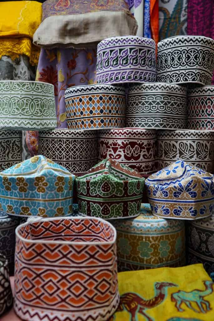 Omani caps