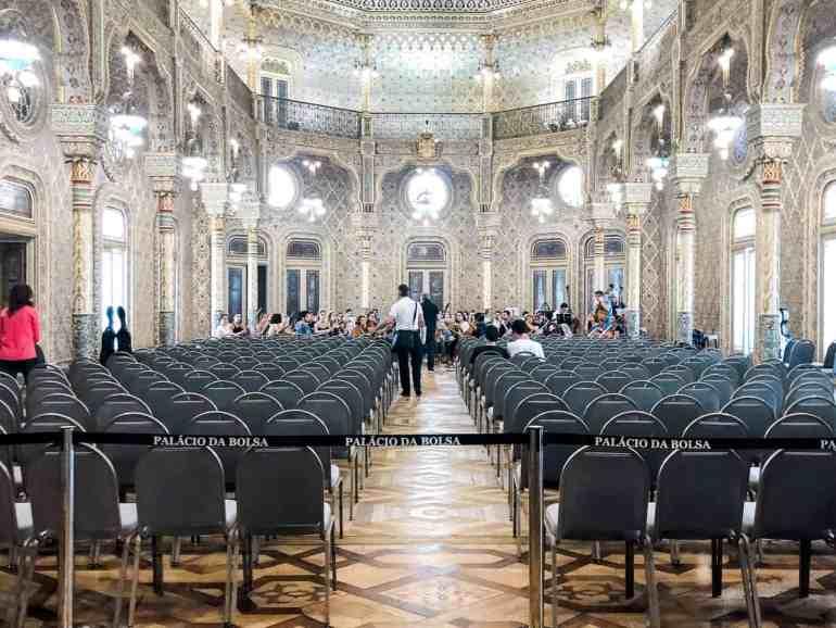 Bolsa Arab Room