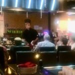 Teppanyaki Tables at Izumi Steakhouse in Meridian